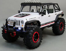 Axial SCX10 RC Truck FRONT BULL NOSE METAL BUMPER w/ LED Lights