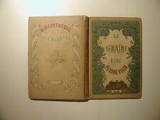 Louise d 'Aulnay la semaine d'une petite fille de 1870
