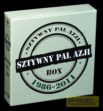 = SZTYWNY PAL AZJI - 1986-2011 - 6 CD // sealed BOX SZPAL