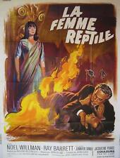 THE REPTILE 1966 John Gilling HAMMER 47x63