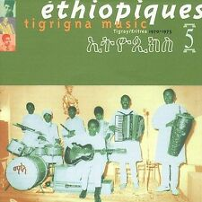 NEW Ethiopiques, Vol. 5: Tigrigna Music (Audio CD)