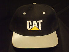 CAT Black and Grey Ballcap