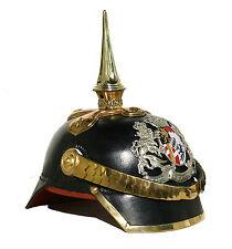 Pickelhaube Tschako Königreich Bayern General  Kaiserreich Helm Larp shako L91