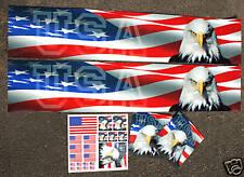Tamiya 1/14 Truck Reefer Box trailer stickers decals