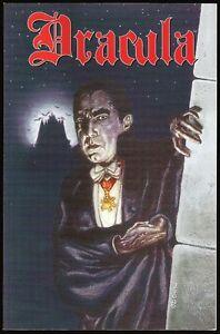 UNIVERSAL MONSTERS comic DRACULA Dark Horse 1991