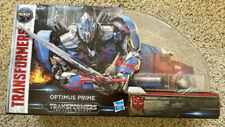 TRANSFORMERS  THE LAST KNIGHT VOYAGER OPTIMUS PRIME & TIRE 1408/5000 SDCC 2017