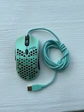 Poor Finalmouse Ninja air58 Gaming Mouse - Cherry Blossom Blue -MT0032