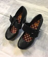 Rocketdog pumps Mary Janes shoes Black size 37 leather High Heels new