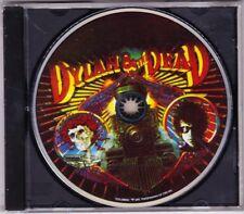 NEW DYLAN & THE DEAD 1989 Promo Picture Disc Tour CD Grateful Dead Bob Dylan OOP