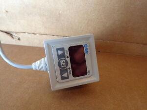SMC Digital Pressure Switch ZSE60-A2-62L-M