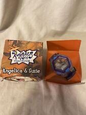 Nickelodeon Rugrats in Paris The Movie Angelica & Susie Watch