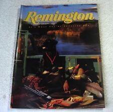Remington Firearms 1992 gun catalog