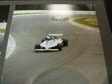 Photo Sanremo Racing Toleman 280 Hart 1981 #12 Carlo Rossi (ITA) Nürburgring