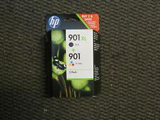 HP 2-er Pack HP 901 und HP 901XL Druckerpatronen SD519AE