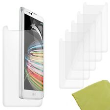 5 Pack PET Film Screen Protector Guard For LG X mach