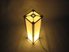 Japanese style Lamp. Tall