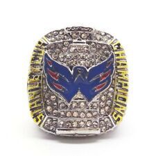 2018 Washington Capitals NHL Stanley Cup Championship ring SZ 11.5 W/DISPLAY BOX