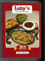 Luby's Cafeteria 50th Anniversary Recipe Collection Cookbook