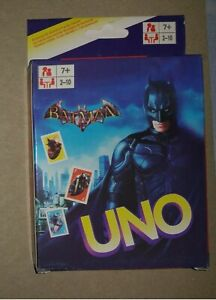 UNO playing cards game  - BATMAN - FAMILLY GAME