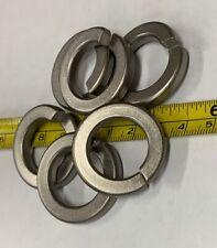 """3/4"""" Lock Washer, Grade 2 Titanium (pack of 6)"""