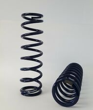 """Pair of Hyperco suspension springs 1812B0175 2.5"""" ID 12"""" tall 175 rate Hypercoil"""