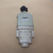 SMC VNH433A-25A-5T-B Pneumatic Pilot actuated coolant valve VO301-005T-X302