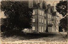 CPA  Environs de Langeac - Cháteau du Chassagnon (517847)