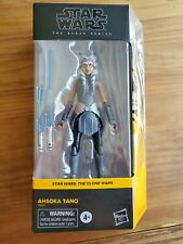 Star Wars Black Series Ahsoka Tano  In Hand! Walmart Exclusive