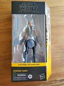 Star Wars Black Series Ahsoka Tano  In Hand! Walmart Exclusive