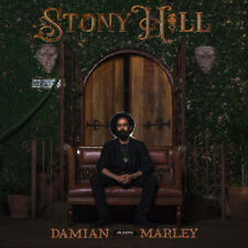 "Damian 'Jr. Gong' Marley : Stony Hill Vinyl Deluxe  12"" Album Coloured Vinyl 2"