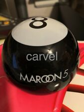 Rare Maroon 5 Adam Levine Magic 8 Ball Don't Wanna Know and Ghost Mask