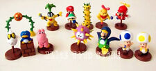 Super Mario bros jouet mini figurines Lot de 12pcs Neuf G5