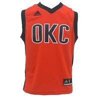 NBA Oklahoma City Thunder Kids Youth Size Adidas Official Jersey New With Tags