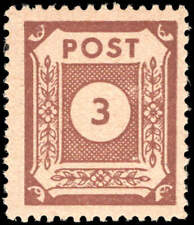 Scott # 15N16 - 1945 - ' Numeral '