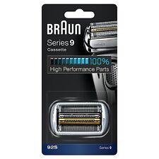 Braun 92s Series 9 Rasoio Elettrico sostituzione Foil & CASSETTA CARTRIDGE,