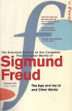 "Complete Psychological Works Of Sigmund Freud, The Vol 19: ""The Ego and the Id"""