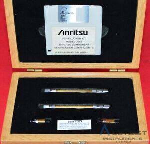 Anritsu 3668 K Connector Verification Kit