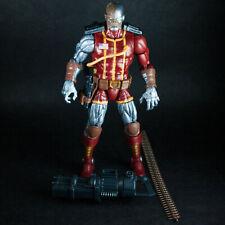 Marvel Legends Deathlok Loose Complete Minus BAF
