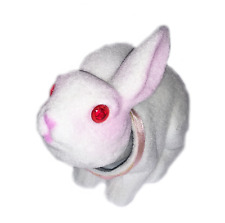White Bunny Rabbit Bobble Head