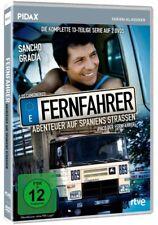 Fernfahrer - Abenteuer auf Spaniens Straßen * DVD Serie Sancho Gracia * Pidax
