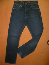 G-STAR RAW 3301,  MEGA BLUE JEANS *MORRIS TAPERED*, W28/L32 s. Maße