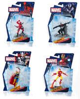"Marvel Collectable Diorama Figures Monogram Deadpool Iron Man Venom Thor 3.9"" UK"