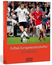 Fußball-Europameisterschaften 1960 bis heute (mit Titelgewinn EM 1972 1980 1996)