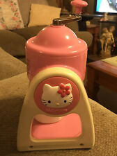 Hello Kitty Snow Cone Shave Ice Maker