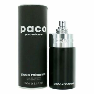 Paco Par Paco Rabanne, 101ml Eau de Toilette Spray pour Unisexe