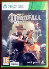 Xbox 360 Game - Deadfall Adventures (New)