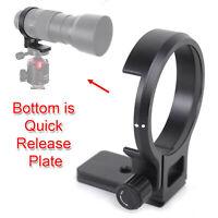 82mm Tripod Mount Collar Ring fr Sony FE 70-300mm f/4.5-5.6 G OSS Lens SEL70300G