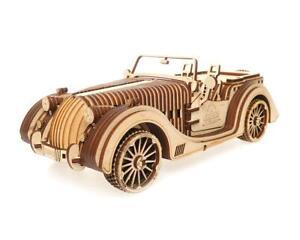 UGears Roadster VM-01 Wooden 3D Car Model [UTG0037]
