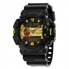 Casio G-Shock G'Mix Bluetooth Smart Mobile Link Black Resin Watch GBA400-1A9
