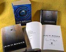 - firmati Iain M. Banks-signed Copy-First Edition-algebraist Plus Strumenti